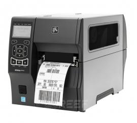 Принтер этикеток Zebra ZT410 (ZT41042-T0E0000Z). Фото Принтер этикеток Zebra ZT410 (ZT41042-T0E0000Z)