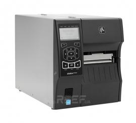 Принтер этикеток Zebra ZT410 (ZT41042-T0EC000Z). Фото Принтер этикеток Zebra ZT410 (ZT41042-T0EC000Z)