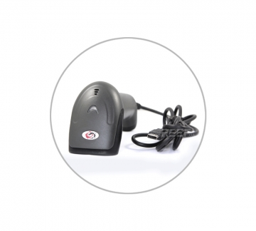 Сканер штрихкода Sunlux XL-6500 - 2
