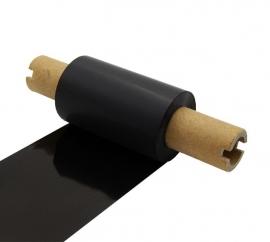 Риббон Resin Textile RFT96 64 мм x 74 м. Фото Риббон Resin Textile RFT96 64 мм x 74 м