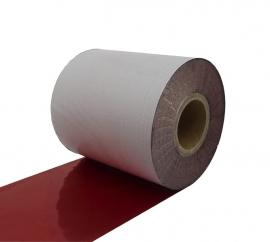 Риббон Resin Textile RFT203 35 мм x 300 м красный (металлик)