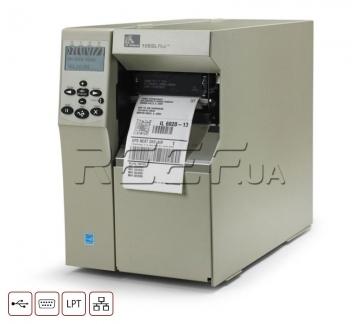 Принтер этикеток Zebra 105SL Plus - Принтер этикеток Zebra 105SL Plus