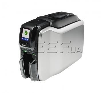Принтер пластиковых карт Zebra ZC300 (ZC11-0000000EM00) - Принтер пластиковых карт Zebra ZC300 (ZC11-0000000EM00)