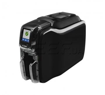 Принтер пластиковых карт Zebra ZC350 (ZC36-000C000EM00) - Принтер пластиковых карт Zebra ZC350 (ZC36-000C000EM00)